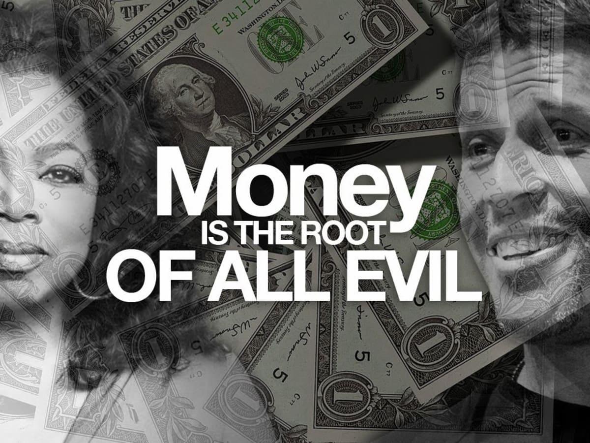 Evils of Money - HubPages
