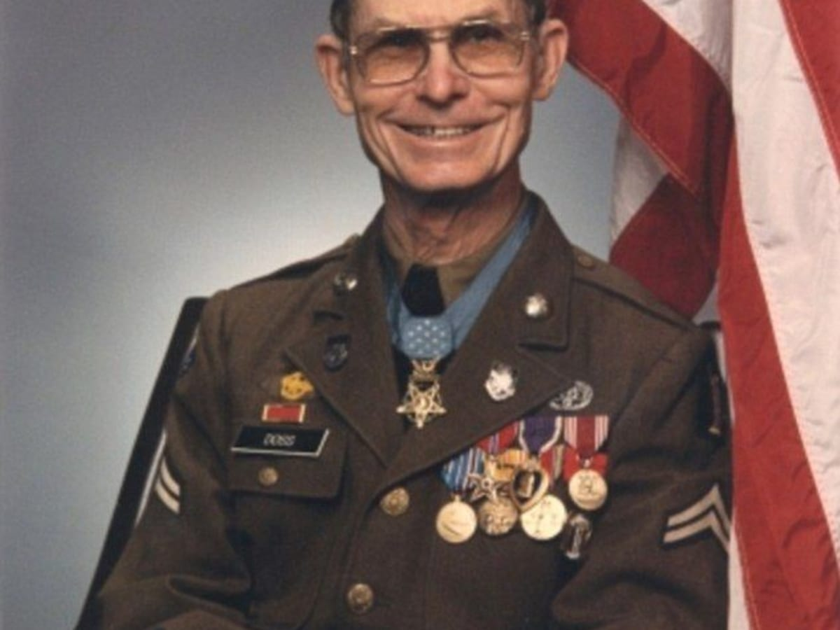 Desmond Doss Inspiration For The Movie Hacksaw Ridge Owlcation Education
