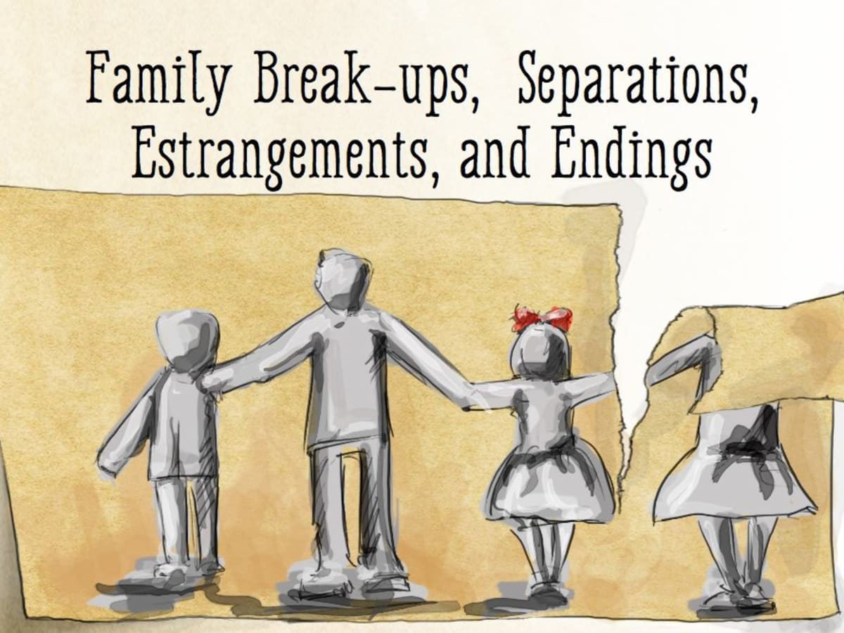 When And How To Cut The Ties Of Bad Family Relationships Wehavekids Family