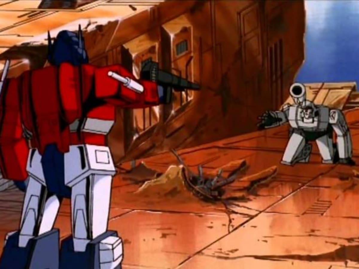 Transformers Prime Episode List