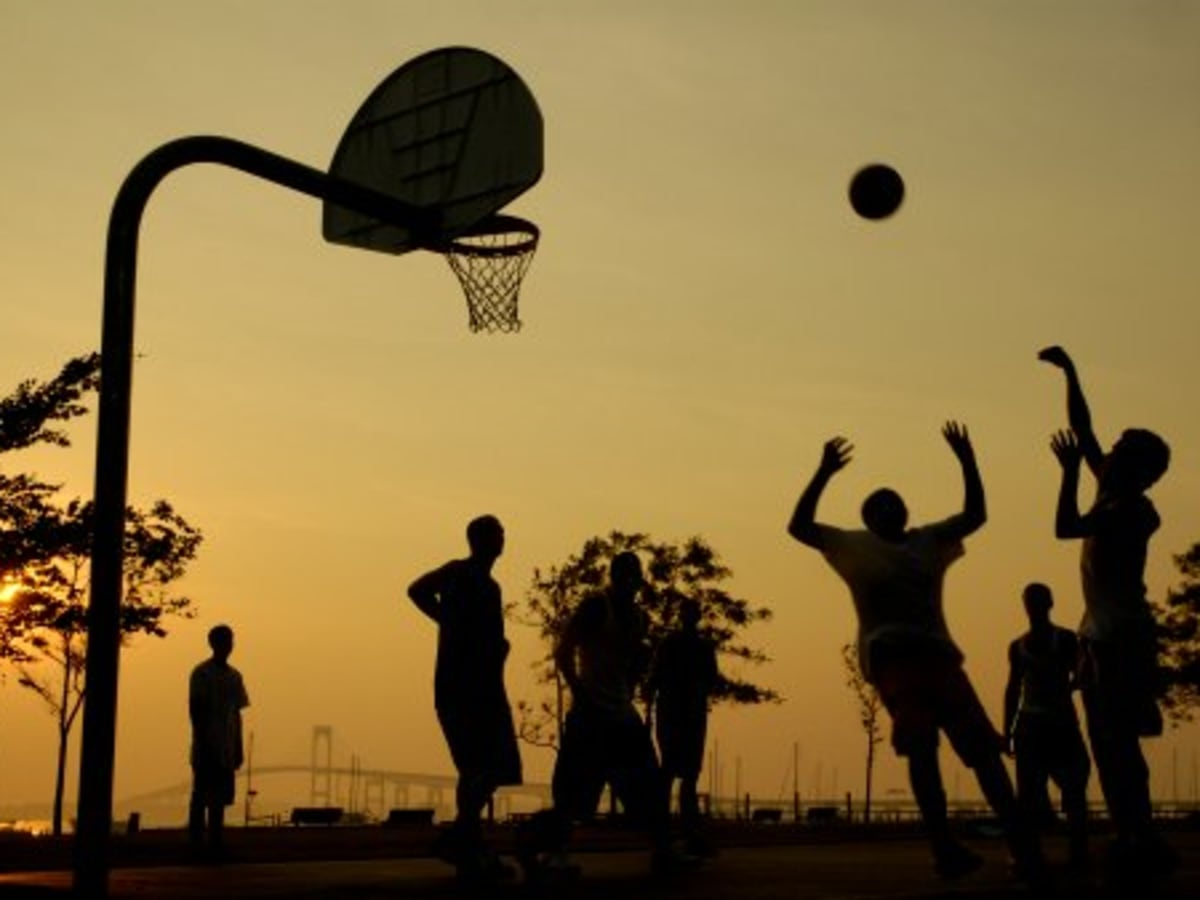 The Unwritten Rules Of Pick Up Basketball Games Howtheyplay Sports