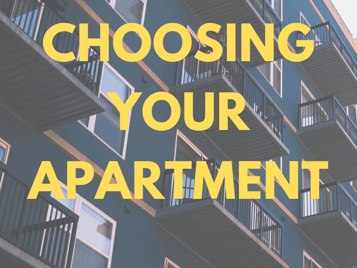 5 Factors to Consider When Choosing an Apartment - Dengarden