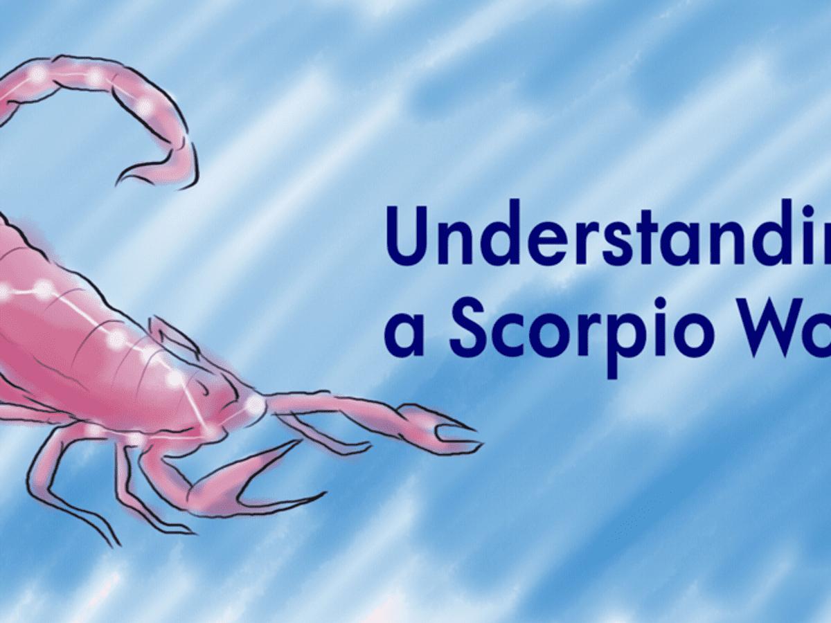 A hurt is scorpio when woman 3 Zodiac