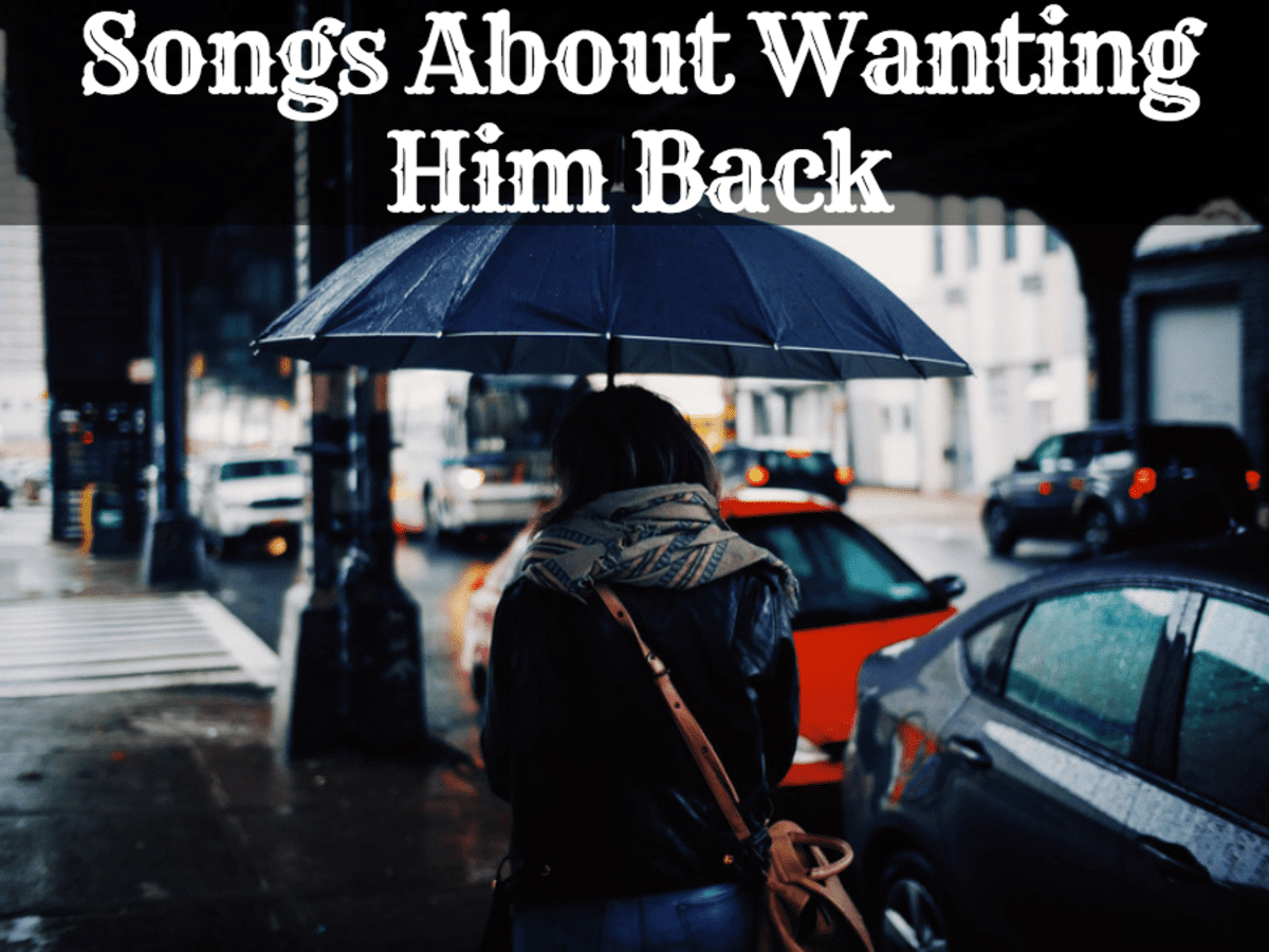 Songs about ex girlfriends