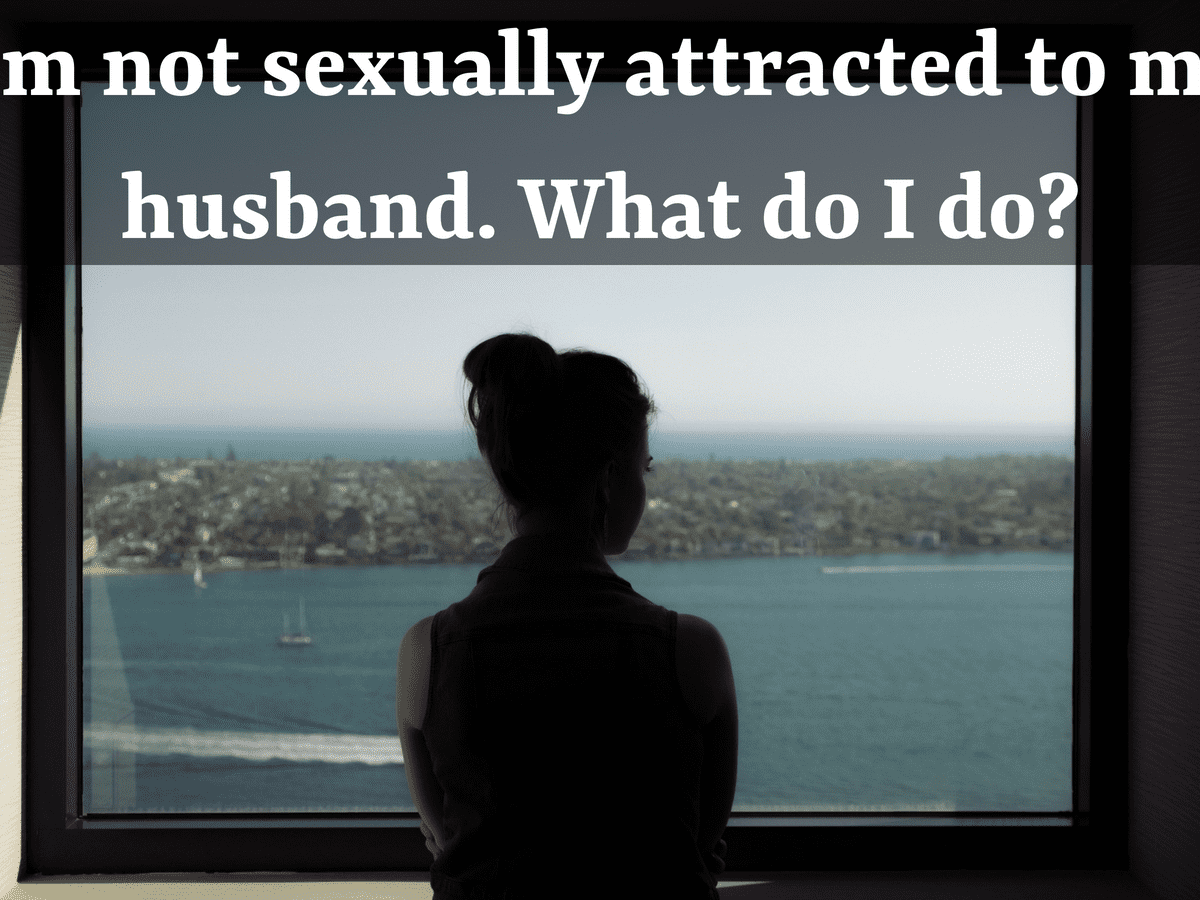 Not loves attracted me my husband me to but is My Husband