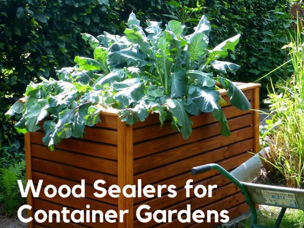 Safe Chemical Free Wood Sealers For Raised Beds And Container Gardens Dengarden Home And Garden