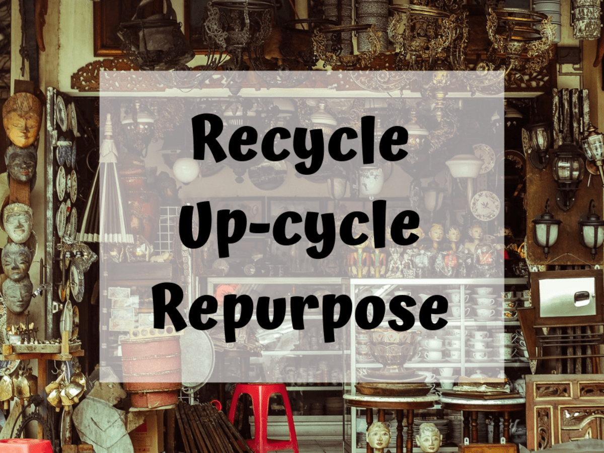 How To Give Old Things New Life With Up Cycling And Repurposing Dengarden Home And Garden