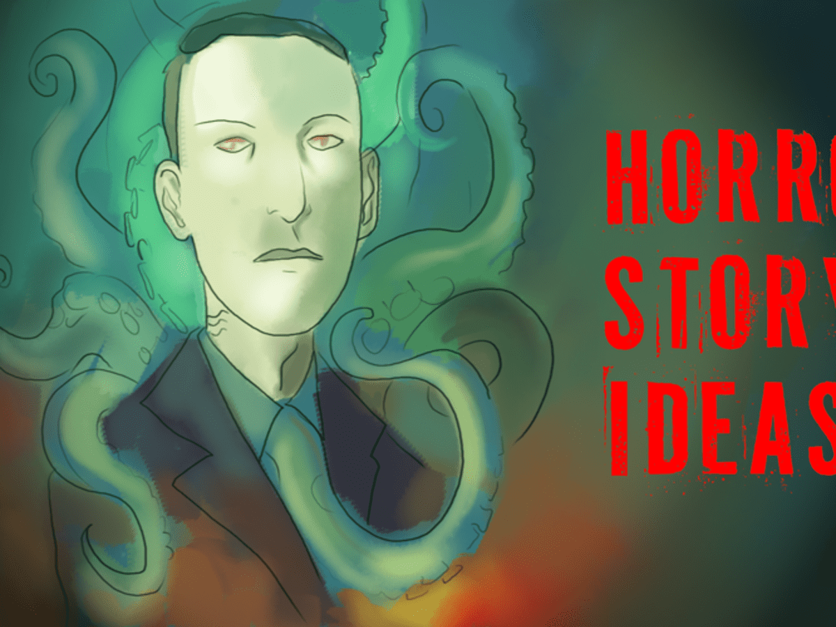 Horror Story Ideas Writing to Scare People   HobbyLark