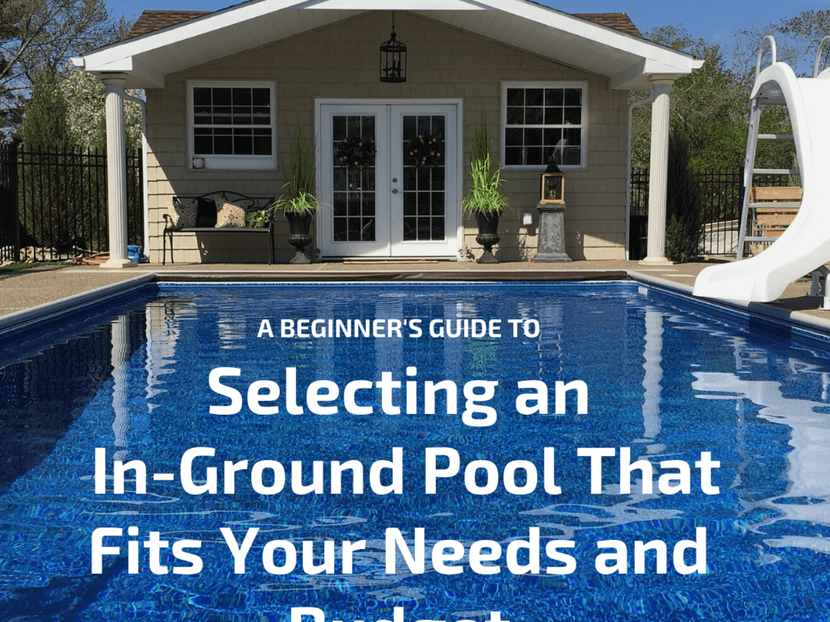 Standard In Ground Pool Shapes Sizes And Costs Dengarden Home And Garden