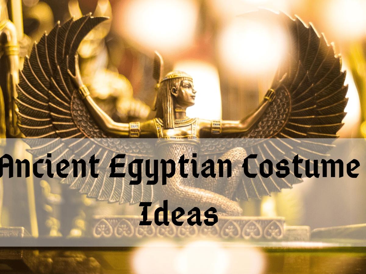 Ancient Egypt Costume Ideas Dresses