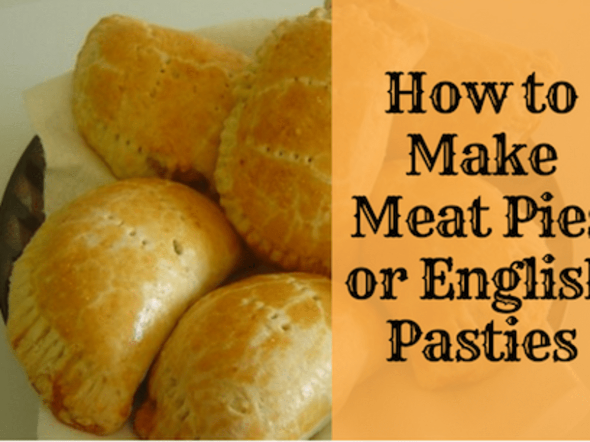 How To Make Meat Pies Or English Pasties Delishably Food And Drink