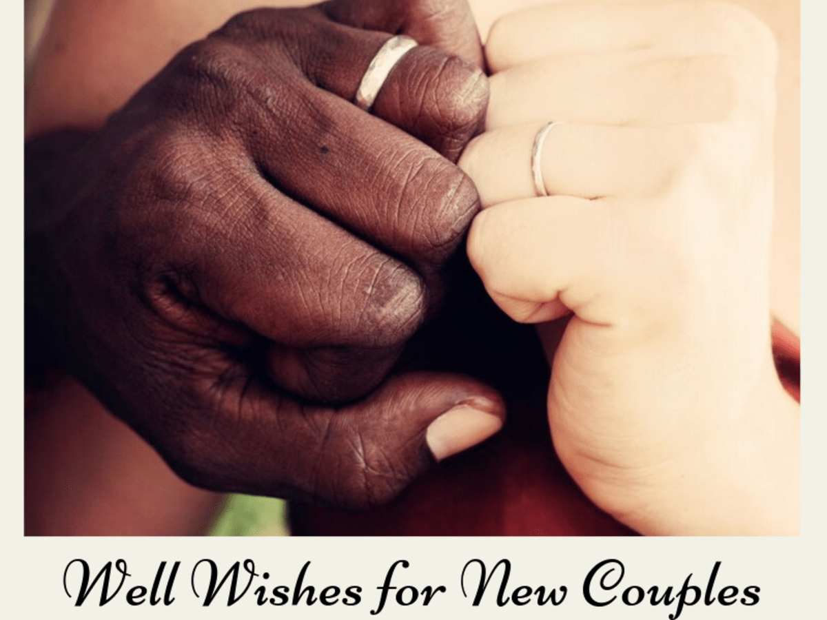 Ideas And Examples Of Wedding Wishes For A Newly Married Couple Holidappy Celebrations