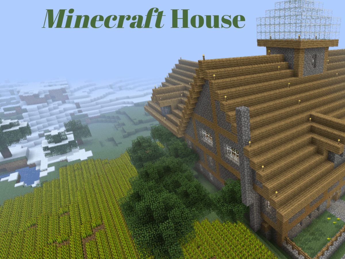 How To Decorate Your House In Minecraft Levelskip Video Games