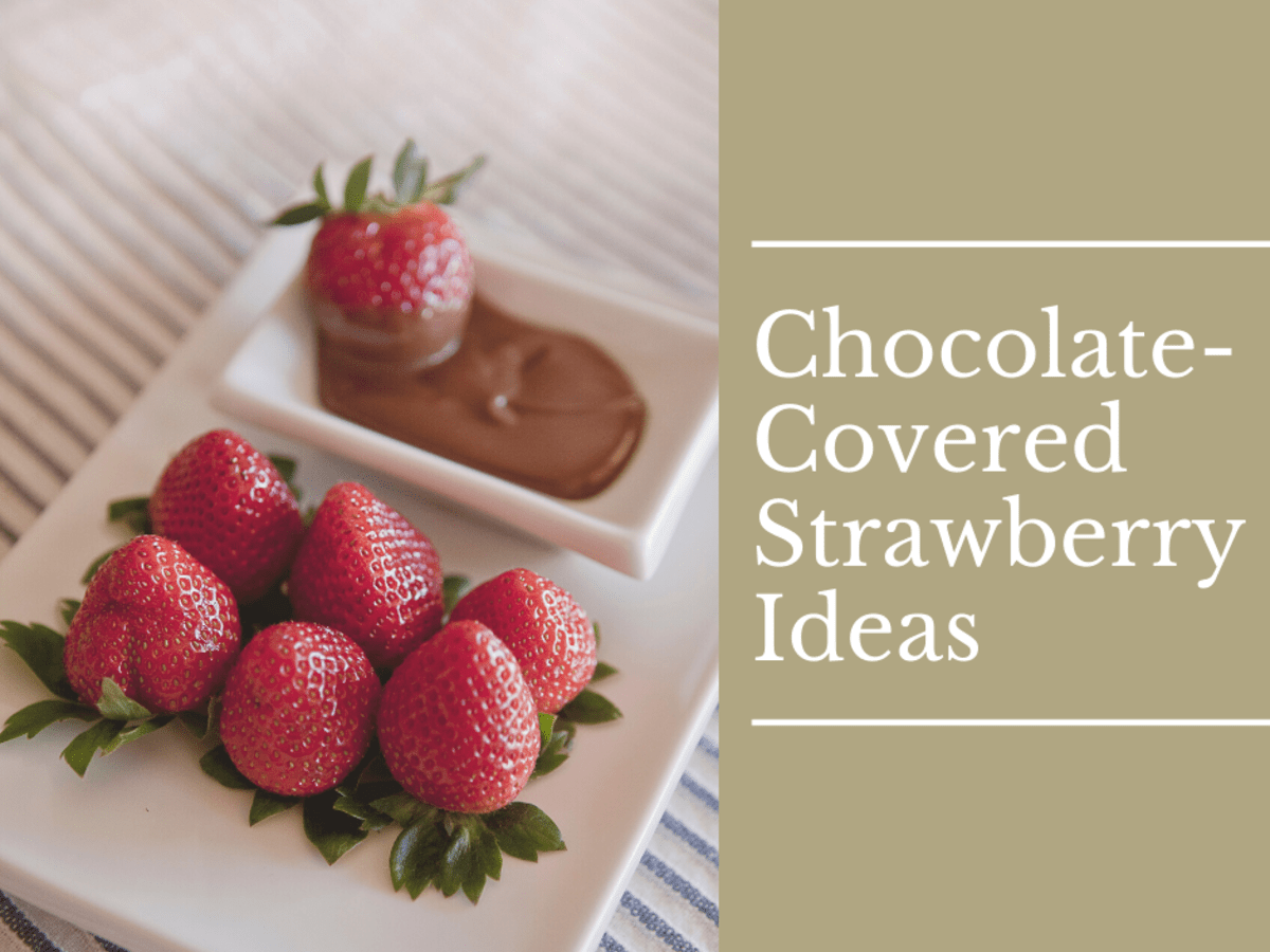 How To Decorate Chocolate Covered Strawberries Delishably Food And Drink