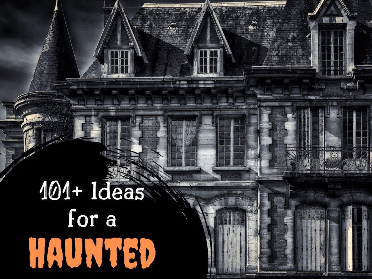 101 Ideas To Create A Scary Haunted House Holidappy Celebrations