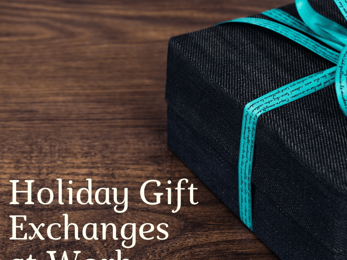 How To Organize A Christmas Gift Exchange At Work Holidappy Celebrations
