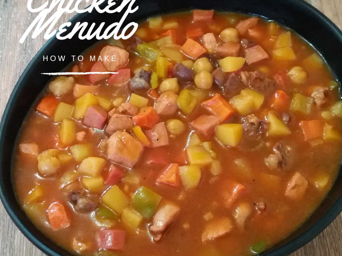 How To Make Chicken Menudo A Filipino Inspired Dish Delishably Food And Drink