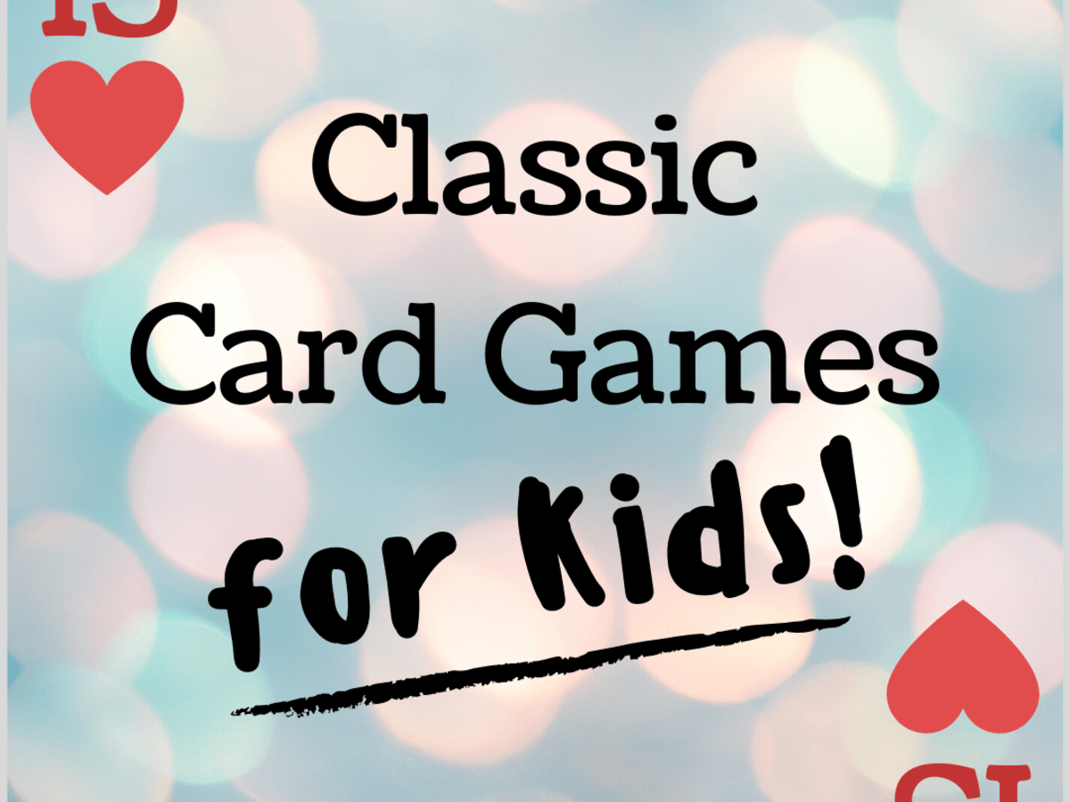 15 Simple Easy And Fun Classic Card Games For Kids Wehavekids Family
