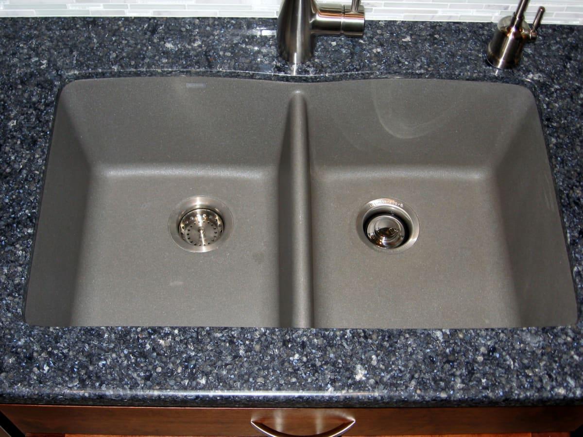 Long Term Review Of The Silgranit Ii Granite Composite Kitchen Sink Dengarden Home And Garden