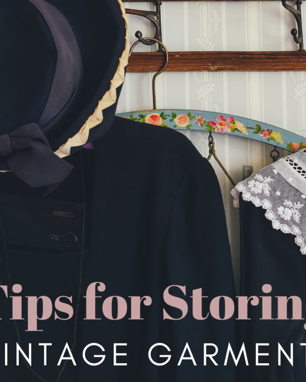 how-to-store-vintage-clothing