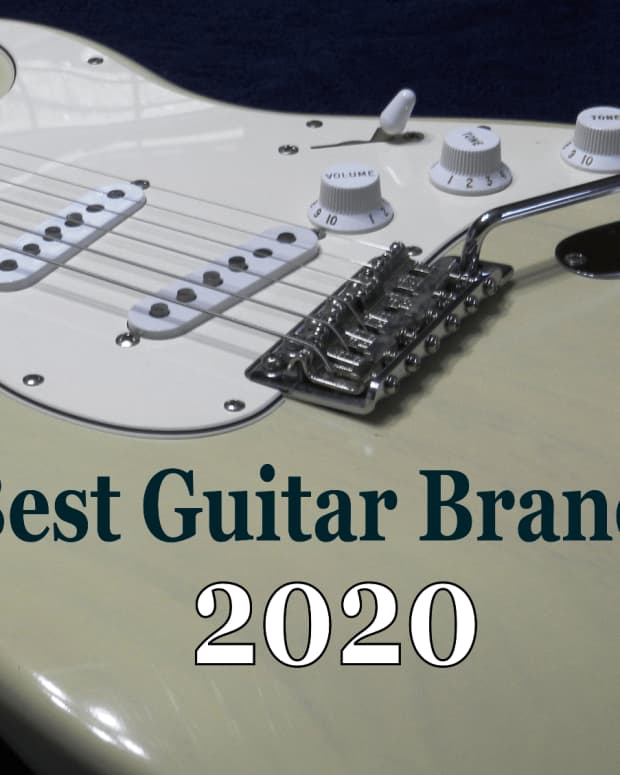 best-electric-guitar-brands