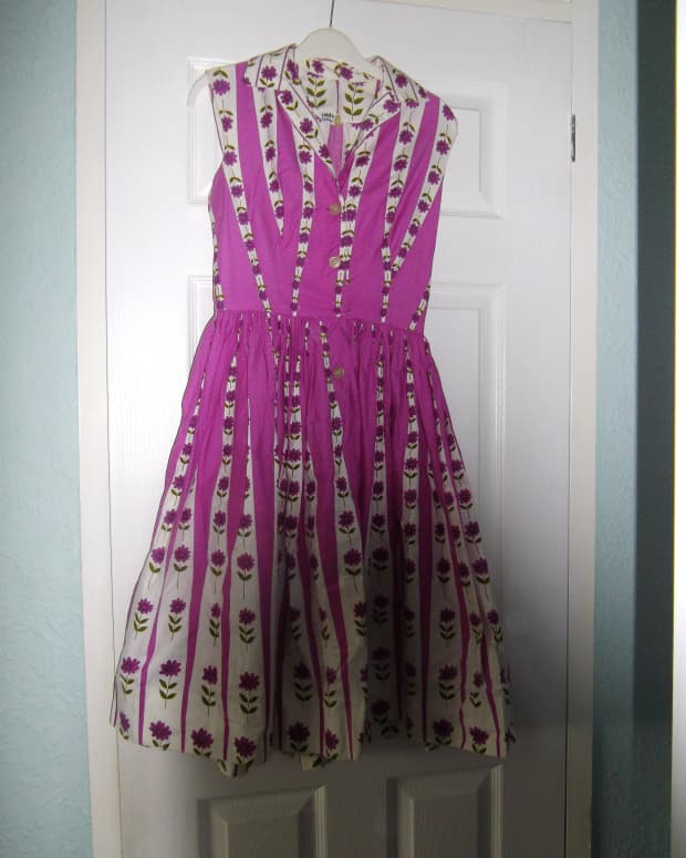 howtocleanvintageclothes