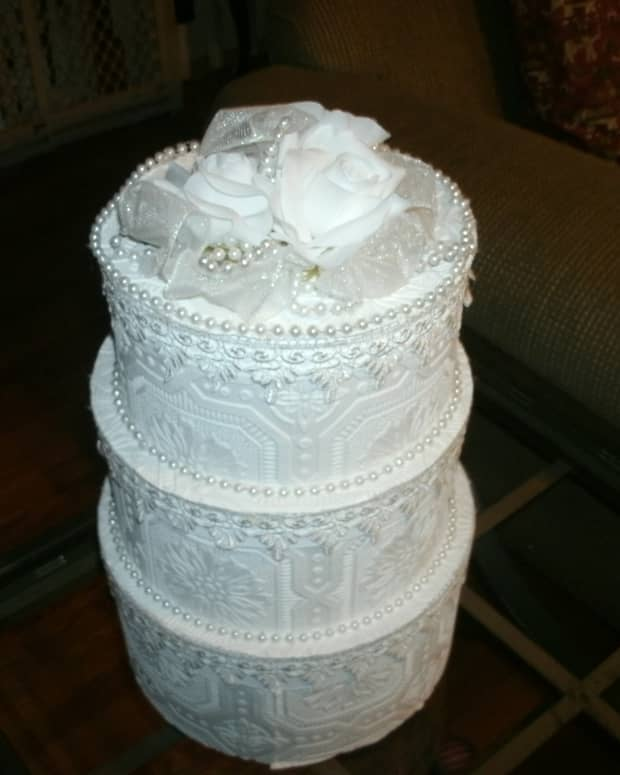 how-to-make-a-wedding-cake-card-box