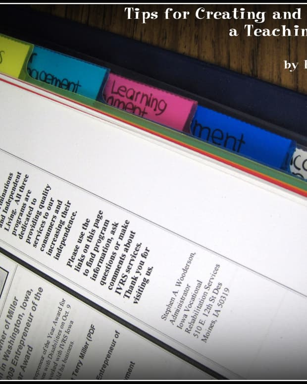 tips-for-creating-and-organizing-a-teaching-portfolio