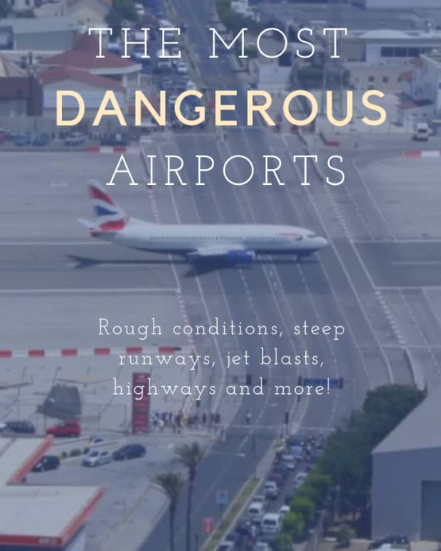 most-dangerous-airports