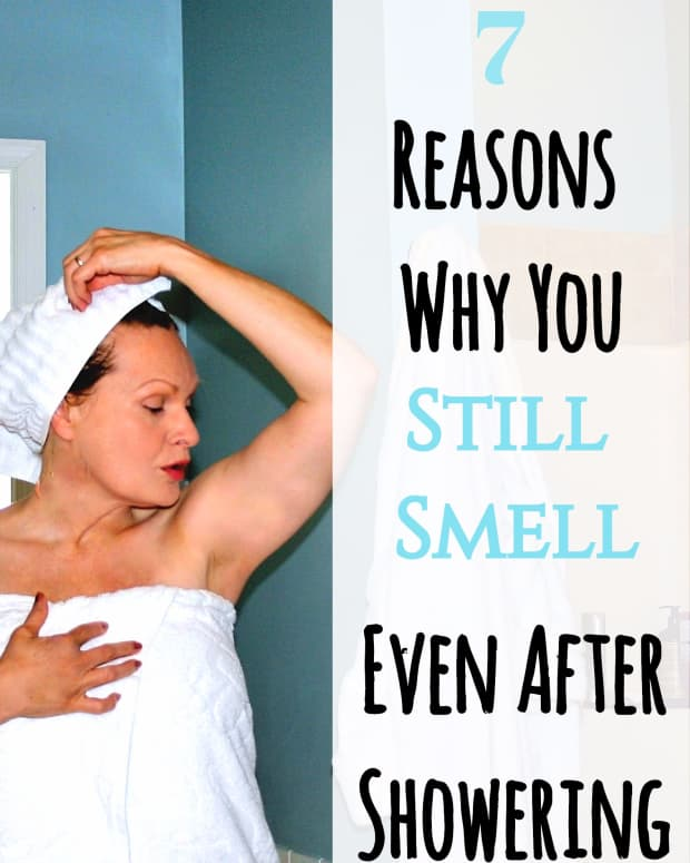 why-do-people-have-unpleasant-body-odor-even-after-a-bath