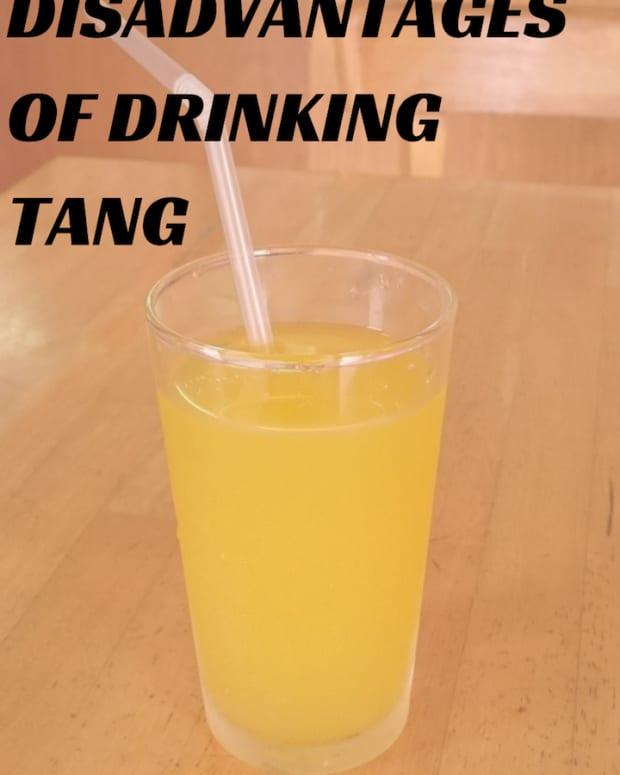 disadvantages-of-drinking-tang-orange-drink