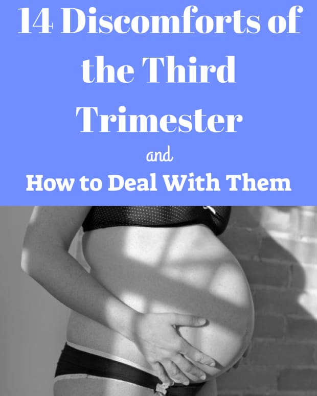 pregnancy-discomforts-of-the-third-trimester