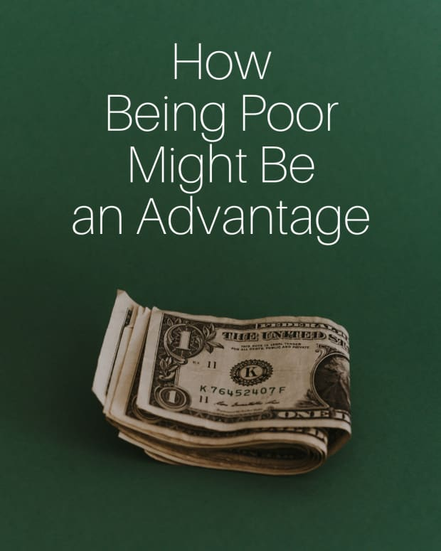 what-are-the-advantages-of-being-poor