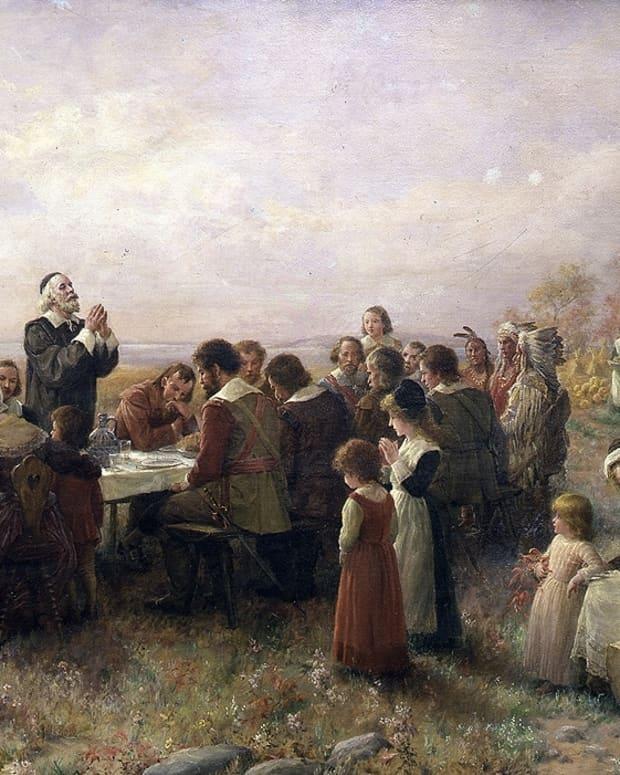 celebrating-thanksgiving-origins-and-food