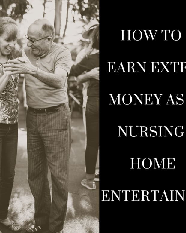 work-from-home-nursing-home-entertainment-provider