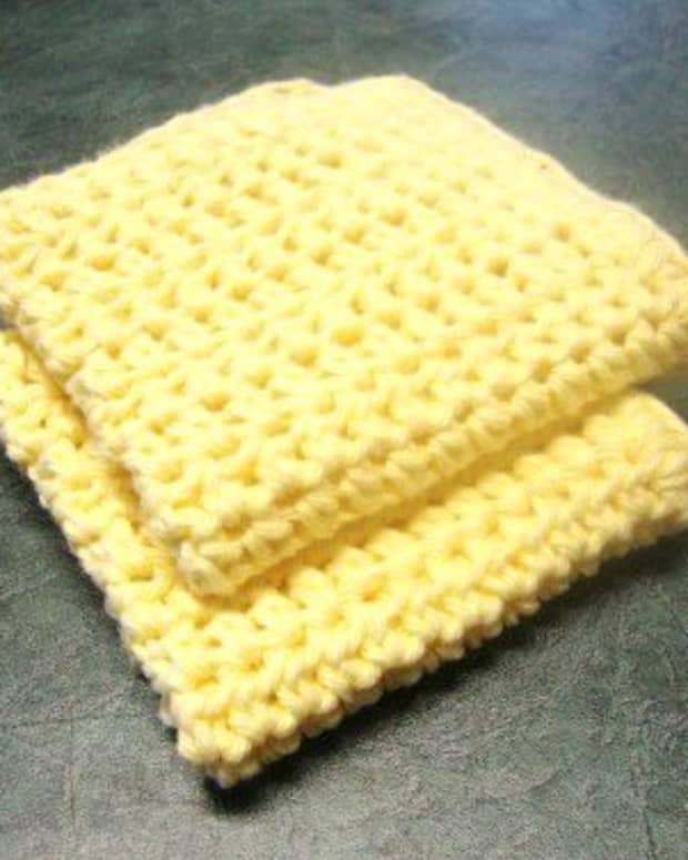 how-to-make-a-crocheted-dishcloth