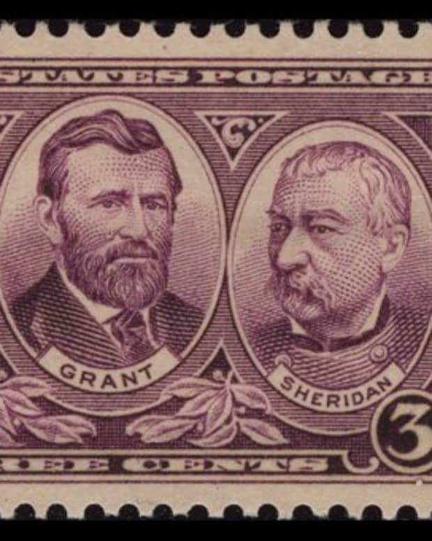 us-army-commemorative-stamps-1936-1937-sherman-grant-sheridan