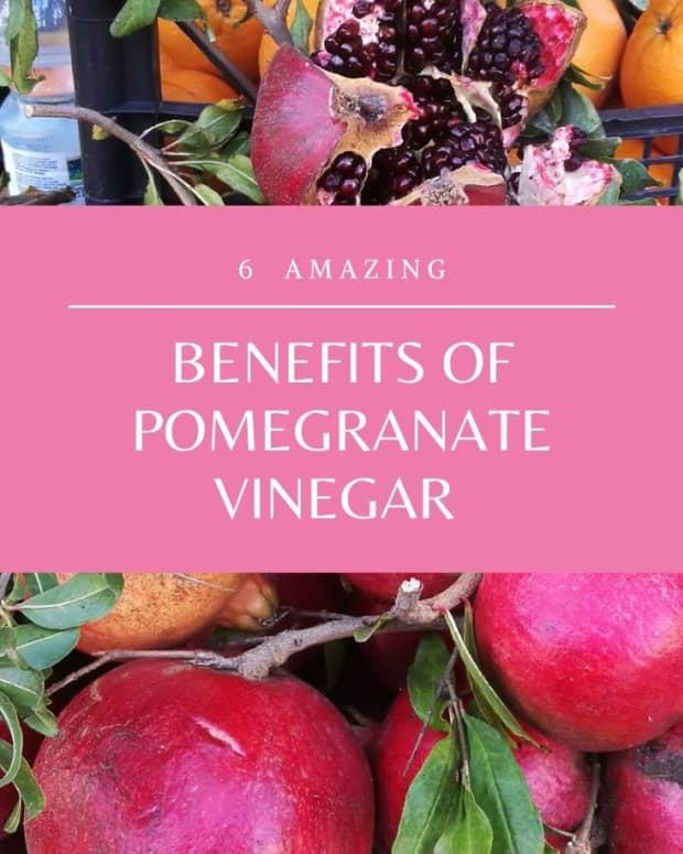 health-benefits-of-pomegranate-vinegar