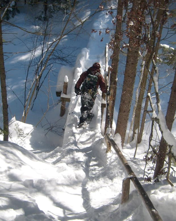 how-to-start-snowshoeing