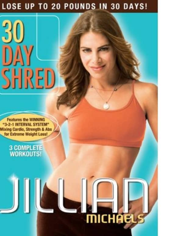 review-of-jillian-michaels-30-day-shred-dvd