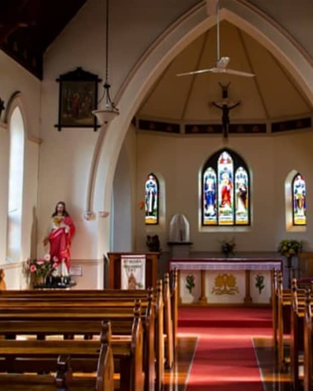 what-people-expect-when-they-go-to-church