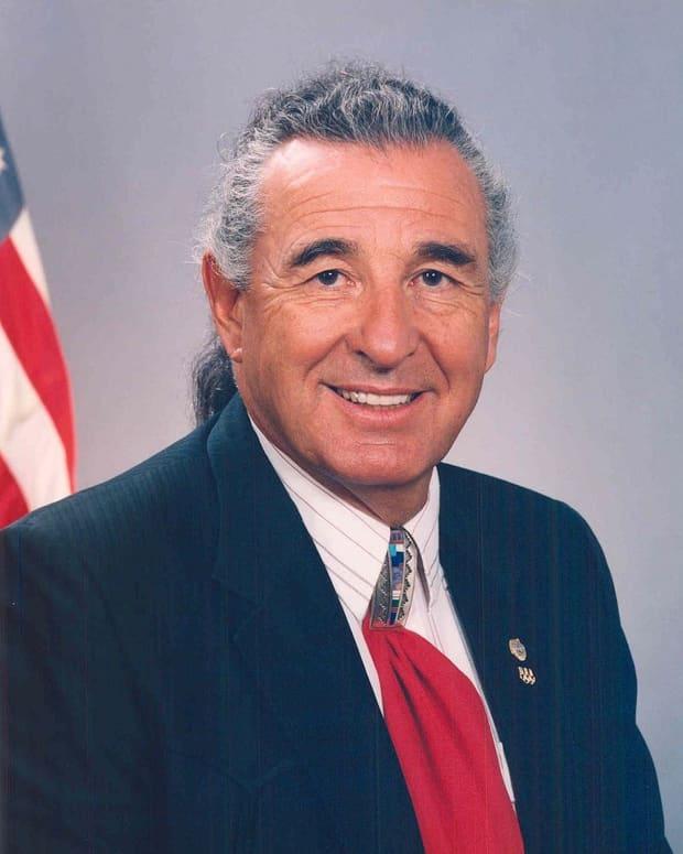 Senator Ben Nighthorse Campbell
