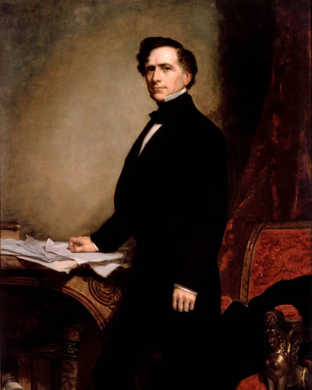 franklin-pierce-fourteenth-president-of-the-united-states
