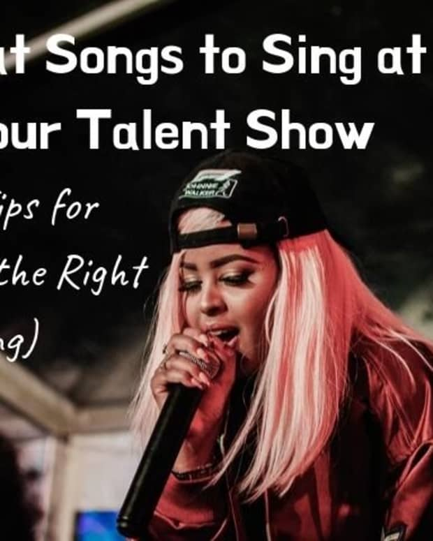 awesome-talent-show-songs