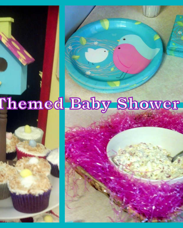 party-ideas-for-a-bird-themed-baby-shower