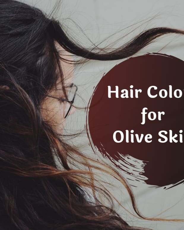 best-hair-colors-for-olive-skin