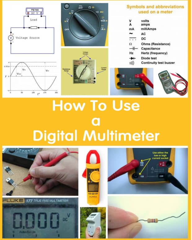 using-a-multimeter
