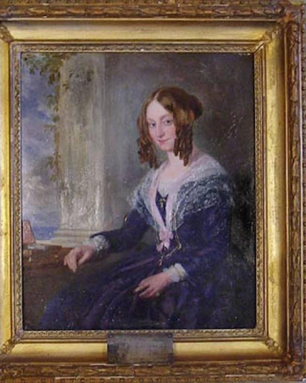 Framed Portrait