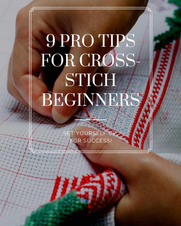 tips-for-beginner-cross-stitchers
