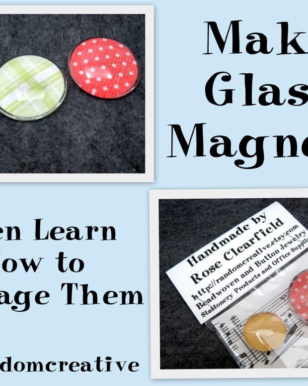 how-to-make-glass-magnets